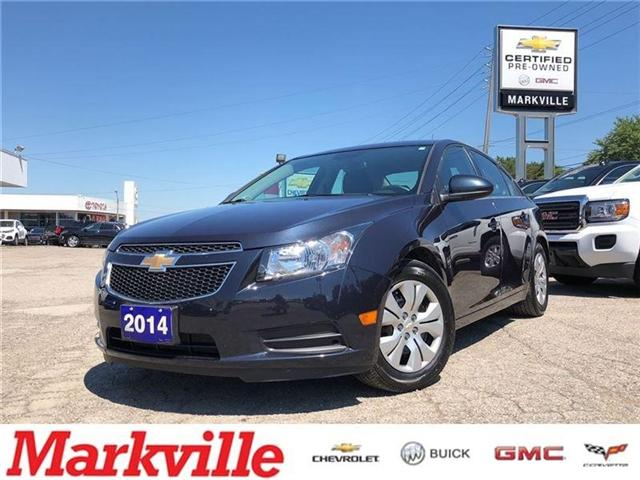 2014 Chevrolet Cruze 1LT-GM CERTIFIED PRE-OWNED (Stk: 346706A) in Markham - Image 1 of 19
