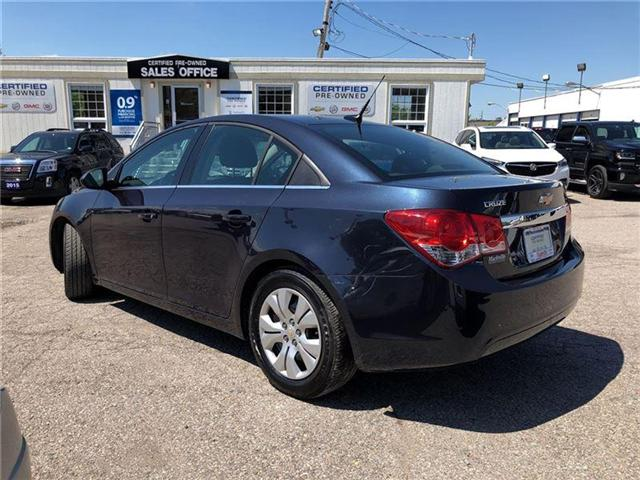 2014 Chevrolet Cruze 1LT-GM CERTIFIED PRE-OWNED (Stk: 346706A) in Markham - Image 2 of 19