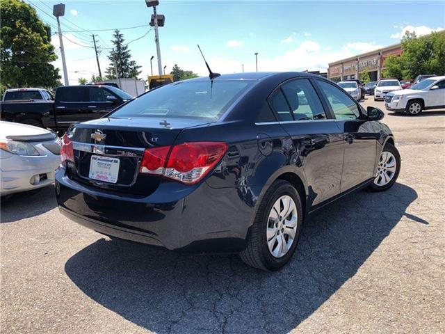 2014 Chevrolet Cruze 1LT-GM CERTIFIED PRE-OWNED (Stk: 346706A) in Markham - Image 4 of 19