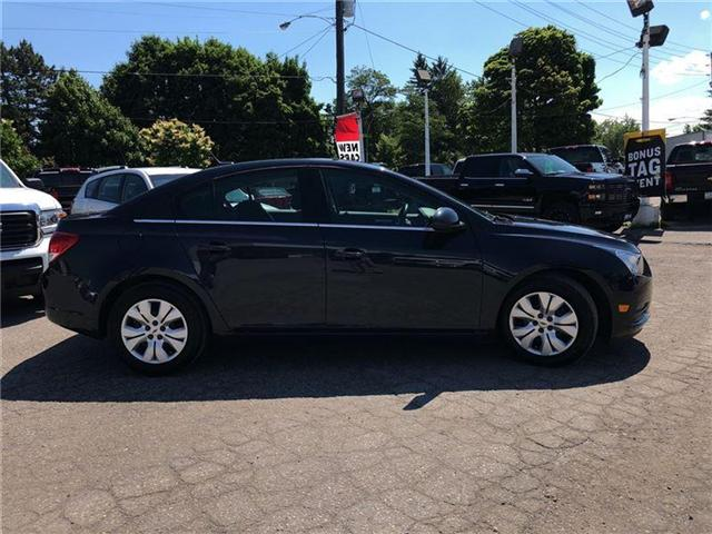 2014 Chevrolet Cruze 1LT-GM CERTIFIED PRE-OWNED (Stk: 346706A) in Markham - Image 6 of 19