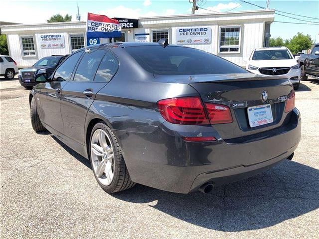 2013 BMW 5 Series 535i XDRIVE-CERTIFIED PRE-OWNED. (Stk: 154094B) in Markham - Image 2 of 22