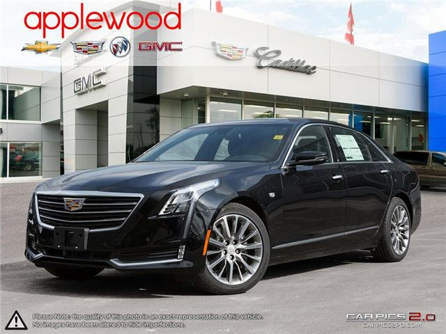 2018 Cadillac CT6 3.0L Twin Turbo Luxury (Stk: K8C003) in Mississauga - Image 1 of 27
