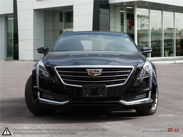 2018 Cadillac CT6 3.0L Twin Turbo Luxury (Stk: K8C003) in Mississauga - Image 2 of 27