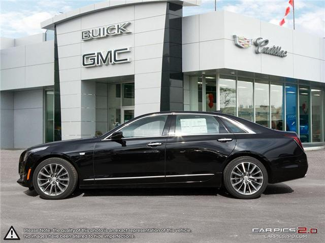 2018 Cadillac CT6 3.0L Twin Turbo Luxury (Stk: K8C003) in Mississauga - Image 3 of 27