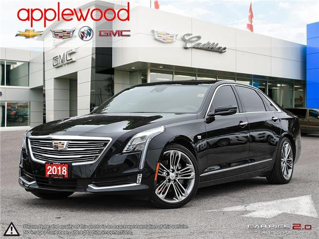 2018 Cadillac CT6 3.0L Twin Turbo Platinum (Stk: 58A2) in Mississauga - Image 1 of 27