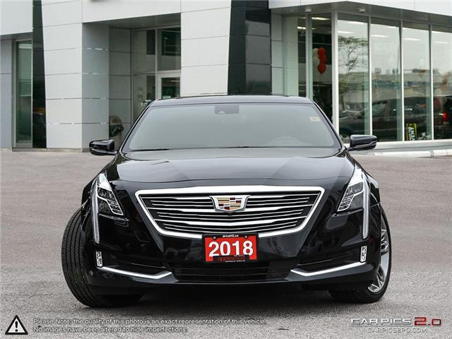 2018 Cadillac CT6 3.0L Twin Turbo Platinum (Stk: 58A2) in Mississauga - Image 2 of 27