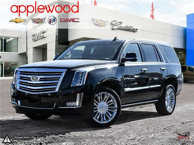 2018 Cadillac Escalade Platinum (Stk: K8K044) in Mississauga - Image 1 of 27