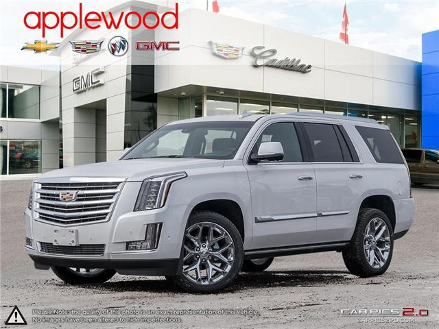 2018 Cadillac Escalade Platinum (Stk: K8K031T) in Mississauga - Image 1 of 27