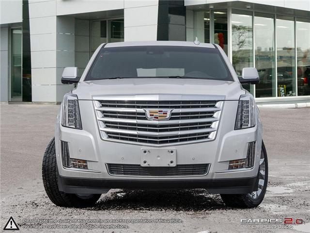 2018 Cadillac Escalade Platinum (Stk: K8K031T) in Mississauga - Image 2 of 27