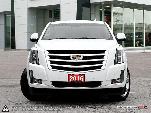 2016 Cadillac Escalade Luxury Collection (Stk: 3247P) in Mississauga - Image 2 of 27