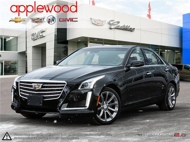 2018 Cadillac CTS 2.0L Turbo Luxury (Stk: K8T007) in Mississauga - Image 1 of 27