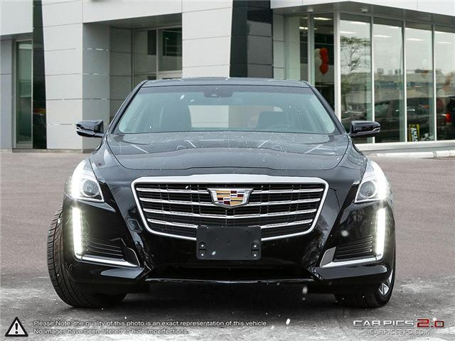 2018 Cadillac CTS 2.0L Turbo Luxury (Stk: K8T007) in Mississauga - Image 2 of 27