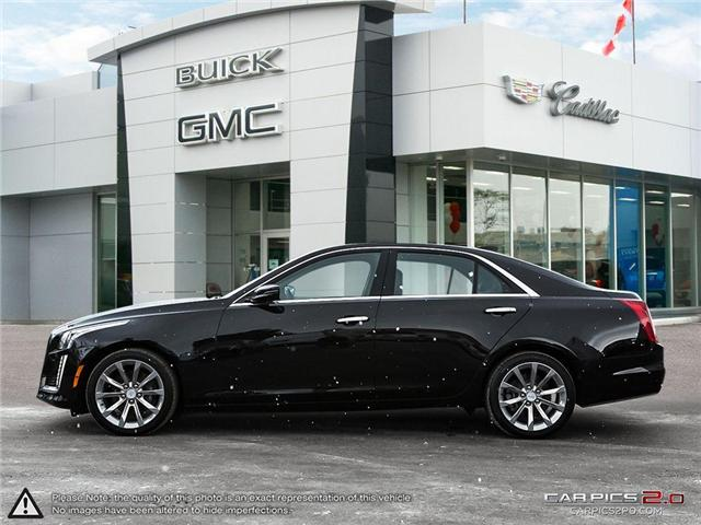2018 Cadillac CTS 2.0L Turbo Luxury (Stk: K8T007) in Mississauga - Image 3 of 27