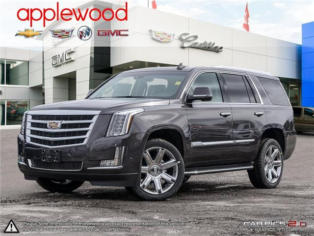 2018 Cadillac Escalade Premium Luxury (Stk: K8K047) in Mississauga - Image 1 of 27
