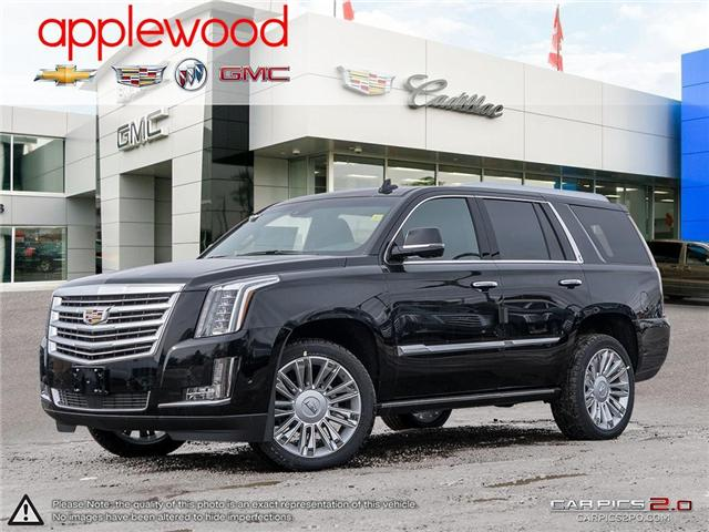 2018 Cadillac Escalade Platinum (Stk: K8K030) in Mississauga - Image 1 of 27