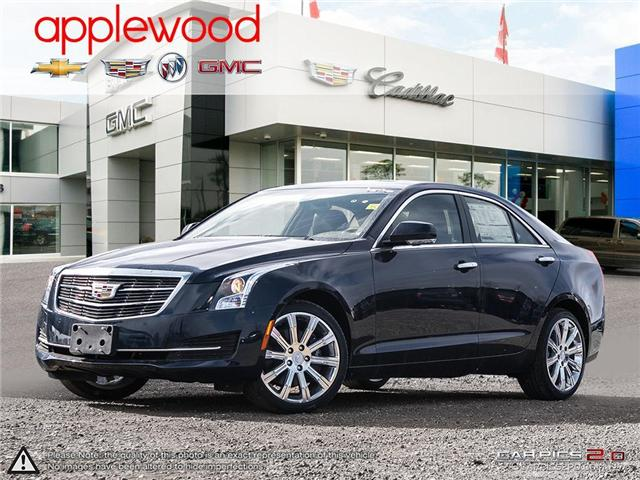 2018 Cadillac ATS 2.0L Turbo Luxury (Stk: K8A010) in Mississauga - Image 1 of 27
