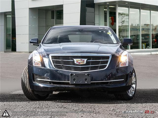 2018 Cadillac ATS 2.0L Turbo Luxury (Stk: K8A010) in Mississauga - Image 2 of 27