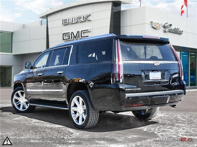 2018 Cadillac Escalade ESV Premium Luxury (Stk: K8K065) in Mississauga - Image 4 of 27