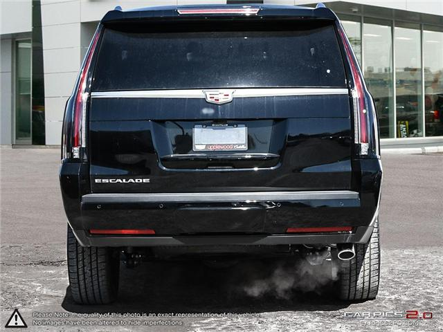 2018 Cadillac Escalade ESV Premium Luxury (Stk: K8K065) in Mississauga - Image 5 of 27