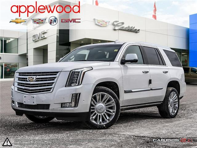 2018 Cadillac Escalade Platinum (Stk: K8K069) in Mississauga - Image 1 of 27