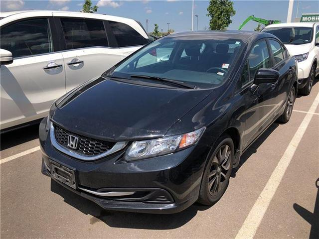 2014 Honda Civic EX (Stk: I180405A) in Mississauga - Image 2 of 6