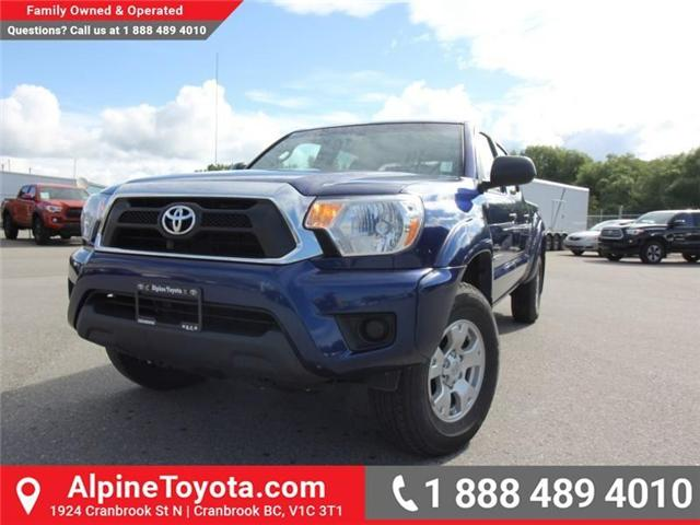 2015 Toyota Tacoma V6 (Stk: X034098M) in Cranbrook - Image 1 of 14