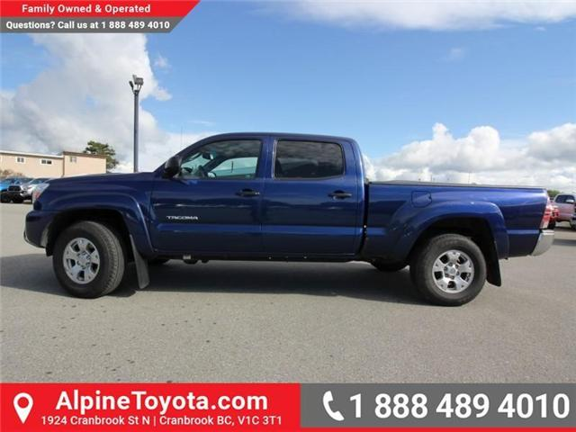 2015 Toyota Tacoma V6 (Stk: X034098M) in Cranbrook - Image 2 of 14