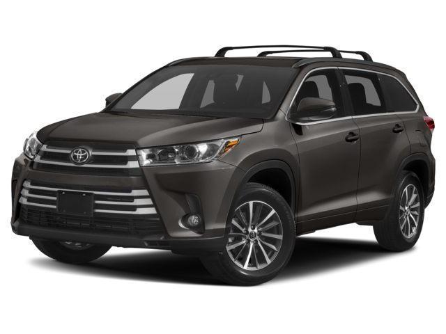 2018 Toyota Highlander XLE (Stk: 554111) in Milton - Image 1 of 9