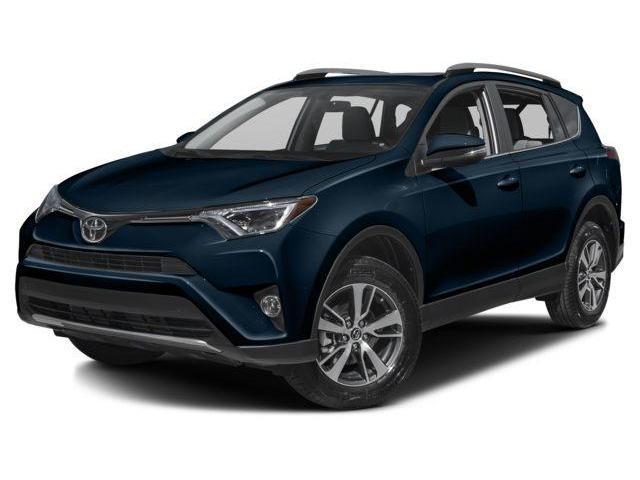 2018 Toyota RAV4 XLE (Stk: 18491) in Brandon - Image 1 of 9