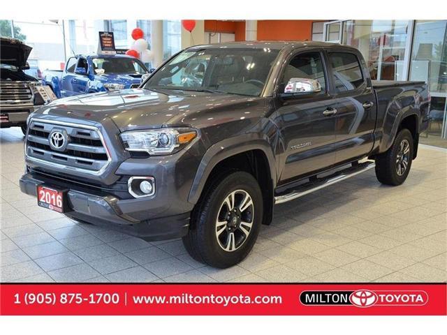2016 Toyota Tacoma  5TFHZ5BN4GX009655 009655 in Milton