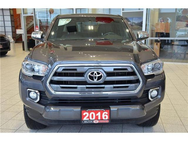 2016 Toyota Tacoma  (Stk: 009655) in Milton - Image 2 of 40