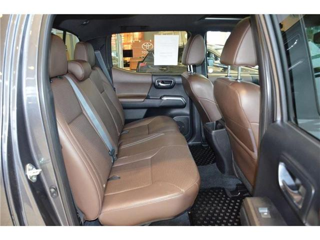 2016 Toyota Tacoma  (Stk: 009655) in Milton - Image 28 of 40