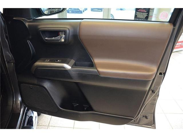2016 Toyota Tacoma  (Stk: 009655) in Milton - Image 29 of 40
