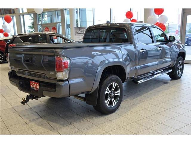 2016 Toyota Tacoma  (Stk: 009655) in Milton - Image 34 of 40