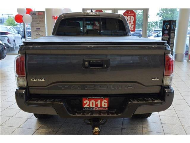 2016 Toyota Tacoma  (Stk: 009655) in Milton - Image 35 of 40
