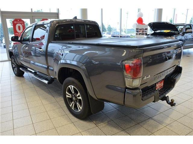 2016 Toyota Tacoma  (Stk: 009655) in Milton - Image 36 of 40