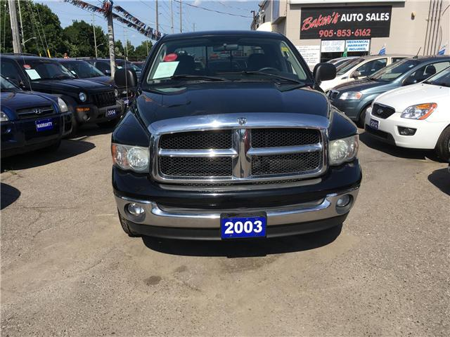 2003 Dodge Ram 1500 Laramie Quad Cab Short Bed 2WD (Stk: P3474) in Newmarket - Image 2 of 20