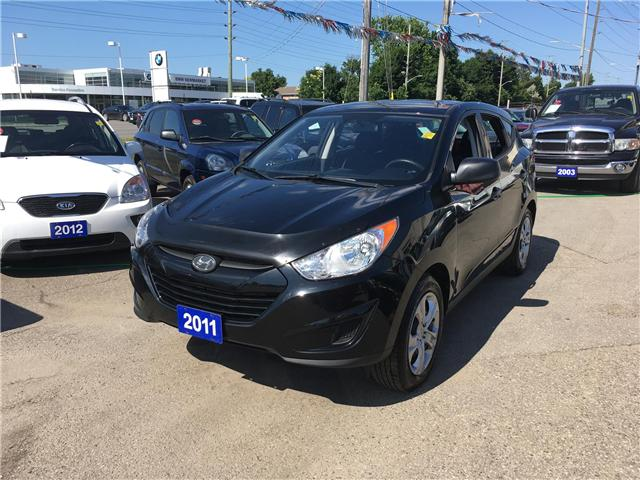 2011 Hyundai Tucson GLS 2WD (Stk: P3520) in Newmarket - Image 1 of 24