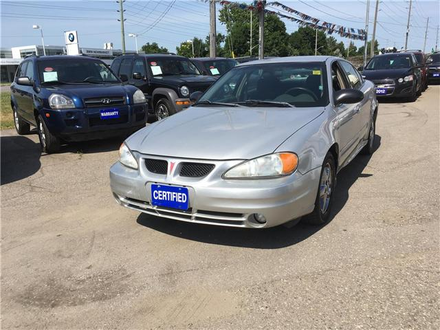 2003 Pontiac Grand Am SE1 sedan (Stk: P2680) in Newmarket - Image 1 of 20