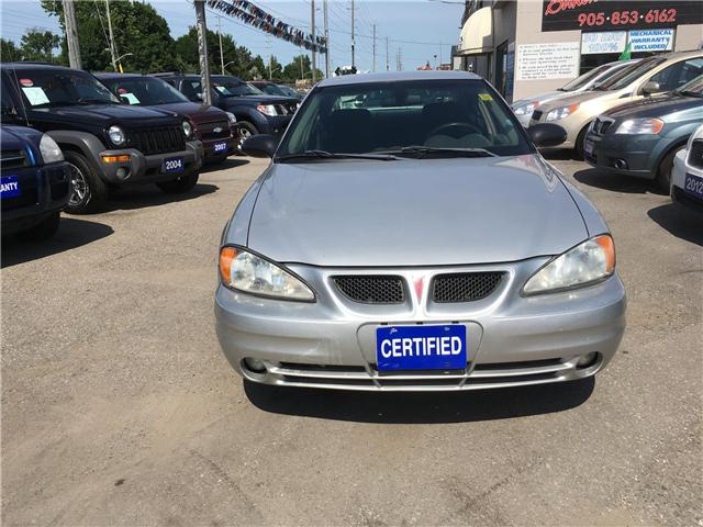2003 Pontiac Grand Am SE1 sedan (Stk: P2680) in Newmarket - Image 2 of 20