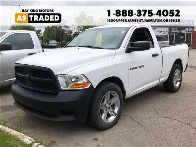 2012 RAM 1500 ST (Stk: 18-7110A) in Hamilton - Image 1 of 13