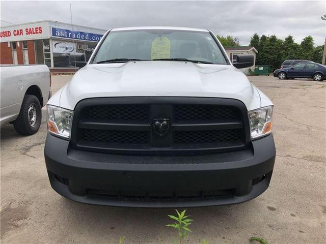 2012 RAM 1500 ST (Stk: 18-7110A) in Hamilton - Image 2 of 13