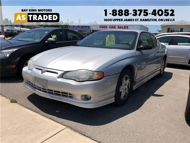 2001 Chevrolet Monte Carlo SS (Stk: 6503B) in Hamilton - Image 1 of 5