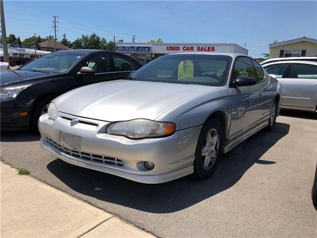 2001 Chevrolet Monte Carlo SS (Stk: 6503B) in Hamilton - Image 2 of 5