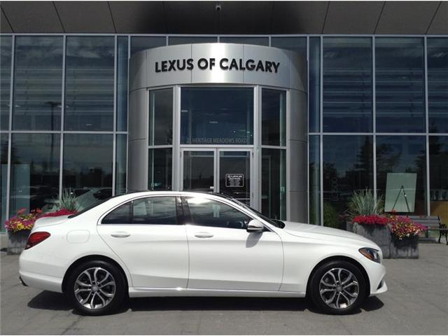 2016 Mercedes-Benz C-Class Base (Stk: 3812A) in Calgary - Image 1 of 14