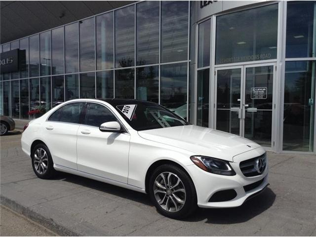 2016 Mercedes-Benz C-Class Base (Stk: 3812A) in Calgary - Image 2 of 14