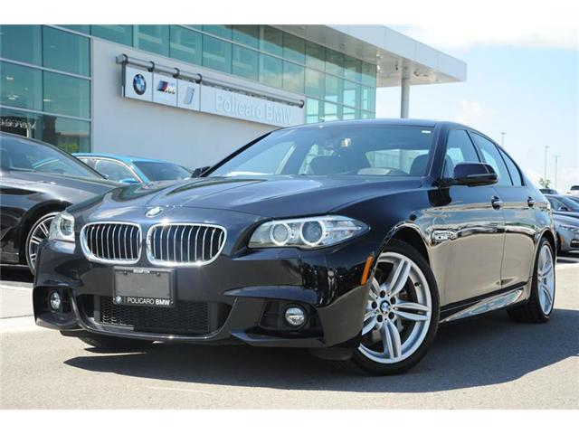 2015 BMW 535i xDrive (Stk: P547550) in Brampton - Image 1 of 13
