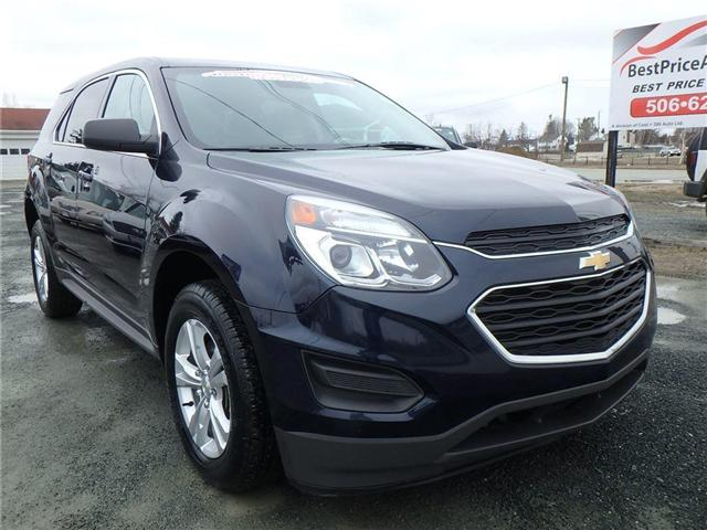 2016 Chevrolet Equinox LS (Stk: A2467) in Miramichi - Image 2 of 27