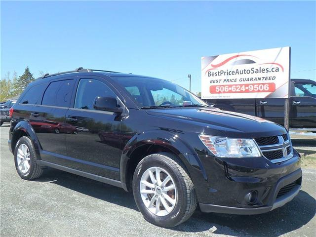 2015 Dodge Journey SXT (Stk: A2500) in Miramichi - Image 1 of 29