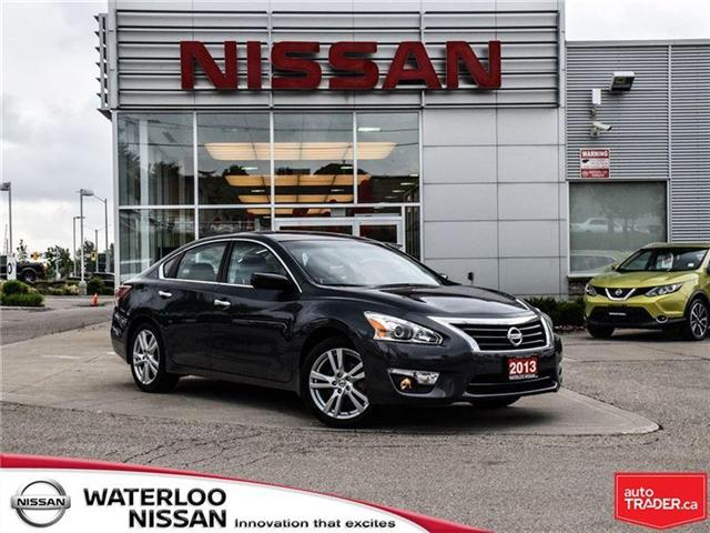 2013 Nissan Altima  (Stk: P3980) in Waterloo - Image 1 of 21